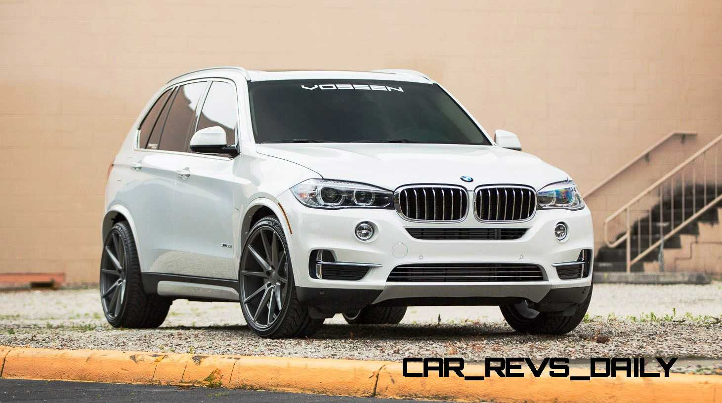 VOSSEN VFS1 Wheels on 2015 BMW X5 sDrive35i M Sport 11