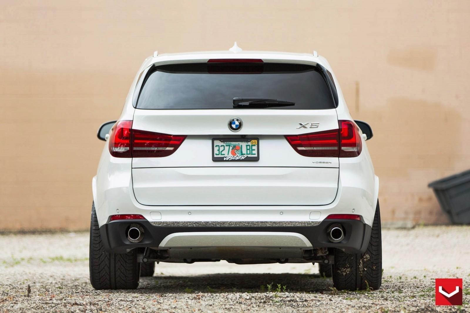 VOSSEN VFS1 Wheels on 2015 BMW X5 sDrive35i M Sport 12