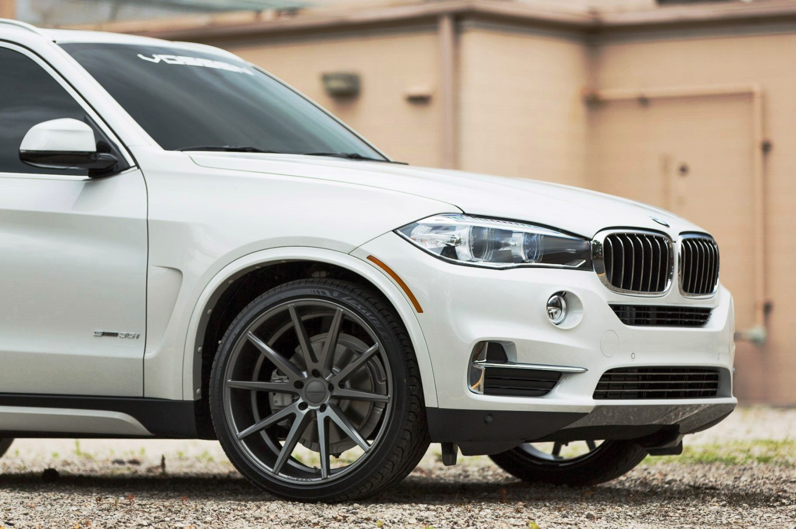 VOSSEN VFS1 Wheels on 2015 BMW X5 sDrive35i M Sport 15