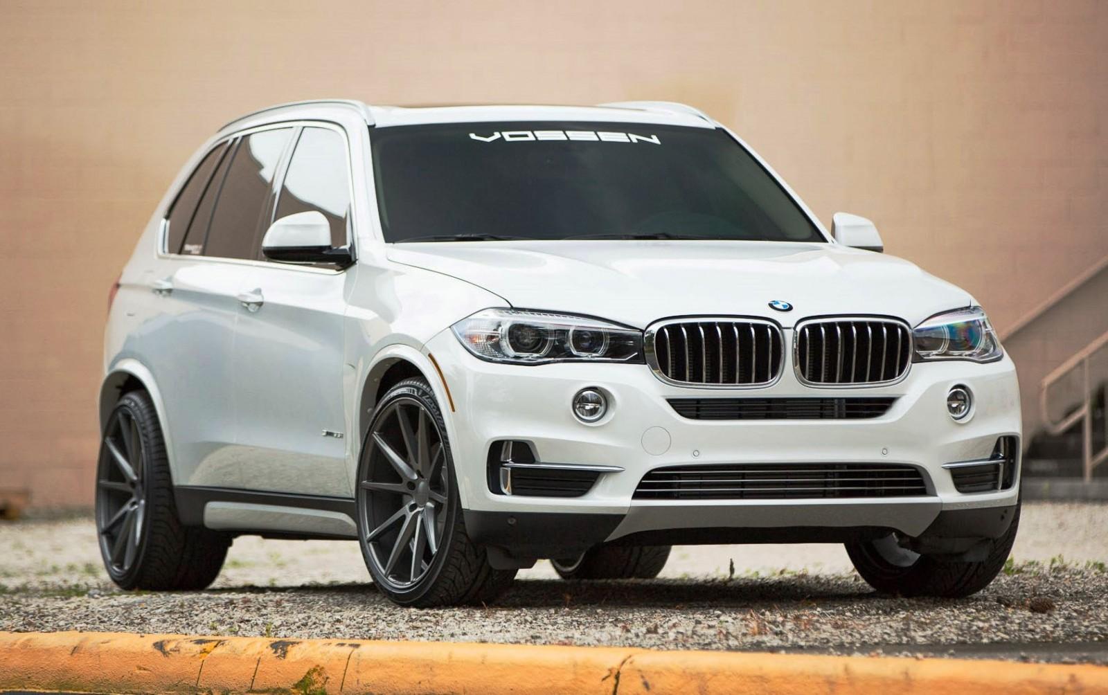 VOSSEN VFS1 Wheels on 2015 BMW X5 sDrive35i M Sport 16