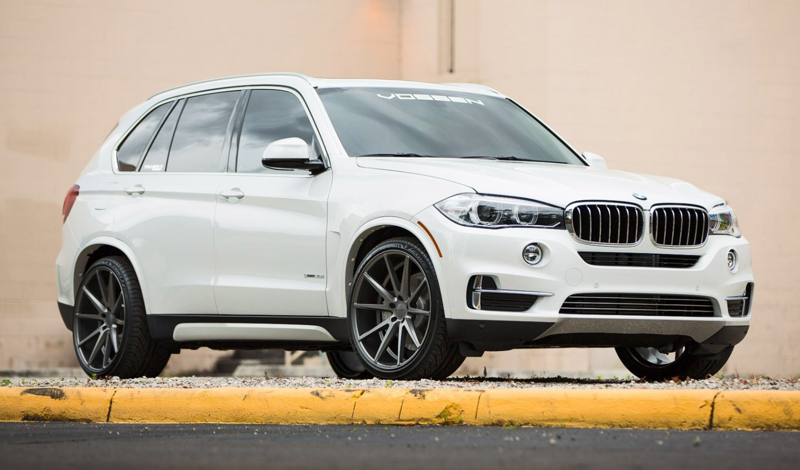 VOSSEN VFS1 Wheels on 2015 BMW X5 sDrive35i M Sport 20