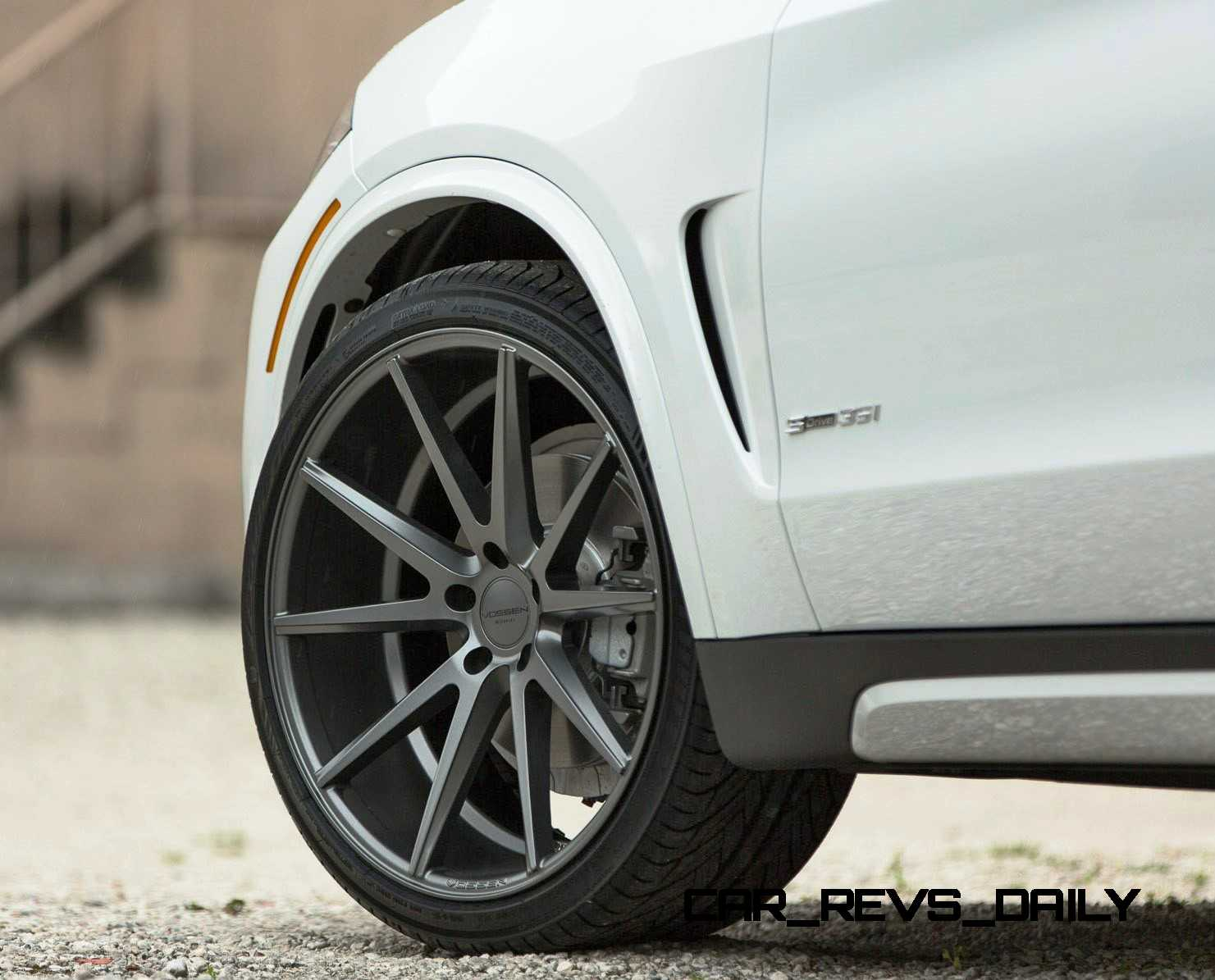 VOSSEN VFS1 Wheels on 2015 BMW X5 sDrive35i M Sport 22