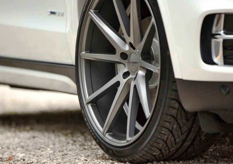 VOSSEN VFS1 Wheels on 2015 BMW X5 sDrive35i M Sport 25