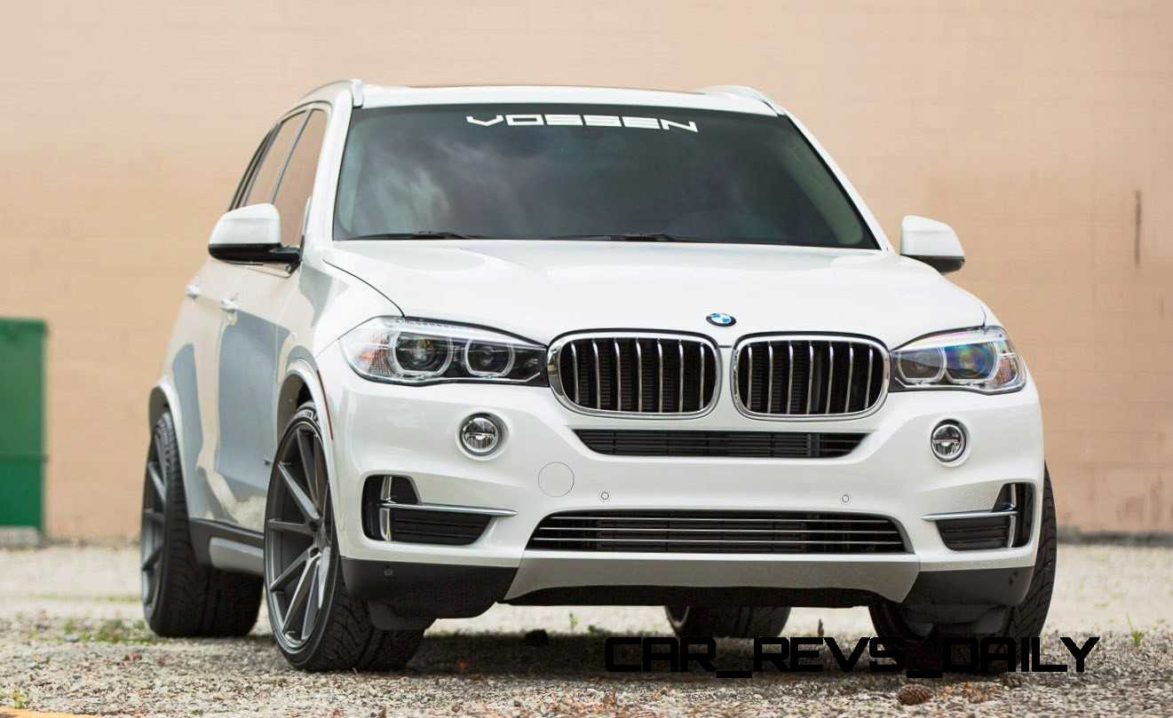 VOSSEN VFS1 Wheels on 2015 BMW X5 sDrive35i M Sport 26
