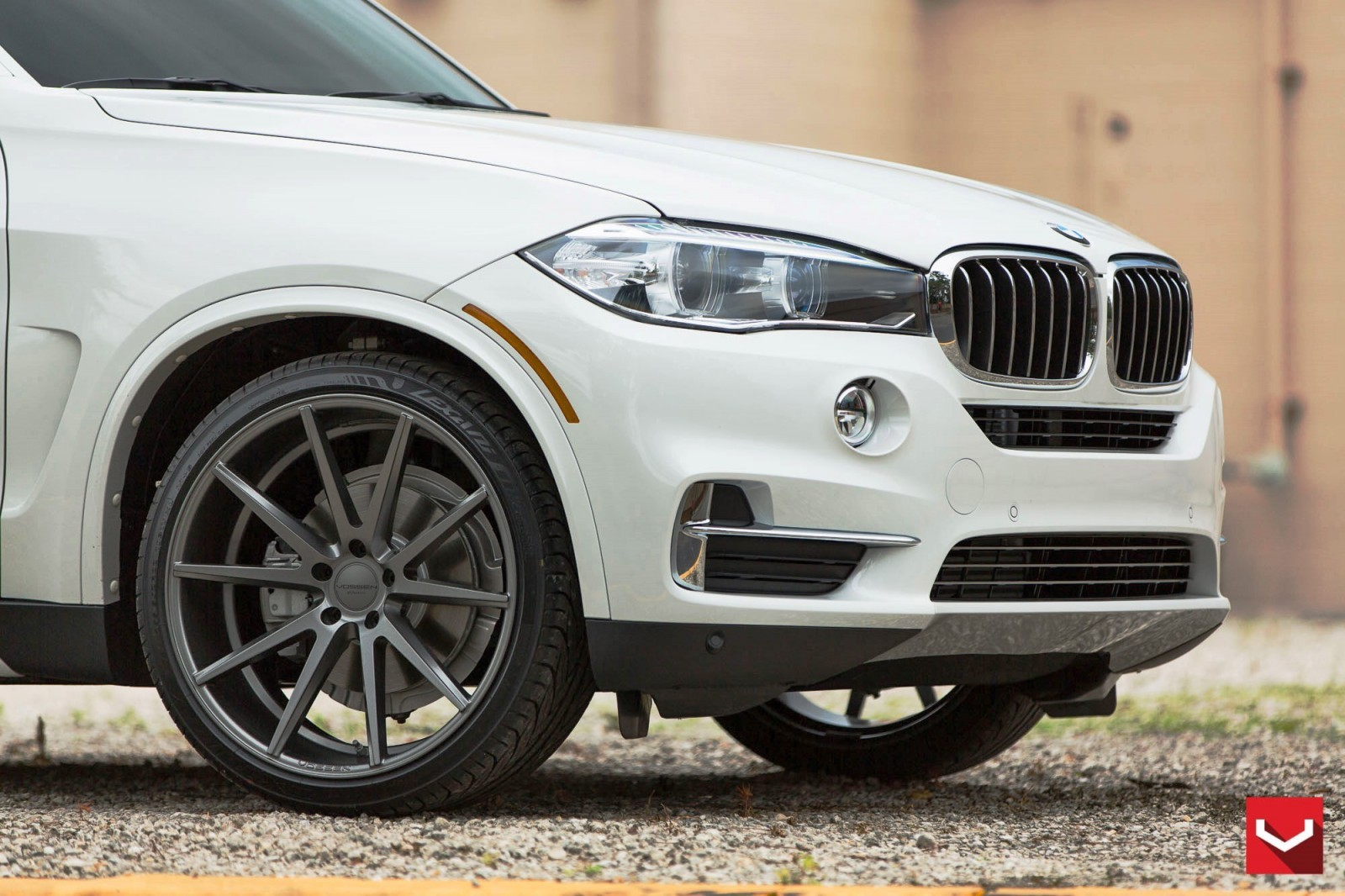 VOSSEN VFS1 Wheels on 2015 BMW X5 sDrive35i M Sport 27