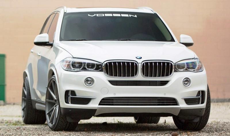 VOSSEN VFS1 Wheels on 2015 BMW X5 sDrive35i M Sport 28