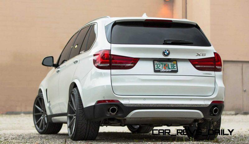 VOSSEN VFS1 Wheels on 2015 BMW X5 sDrive35i M Sport 29