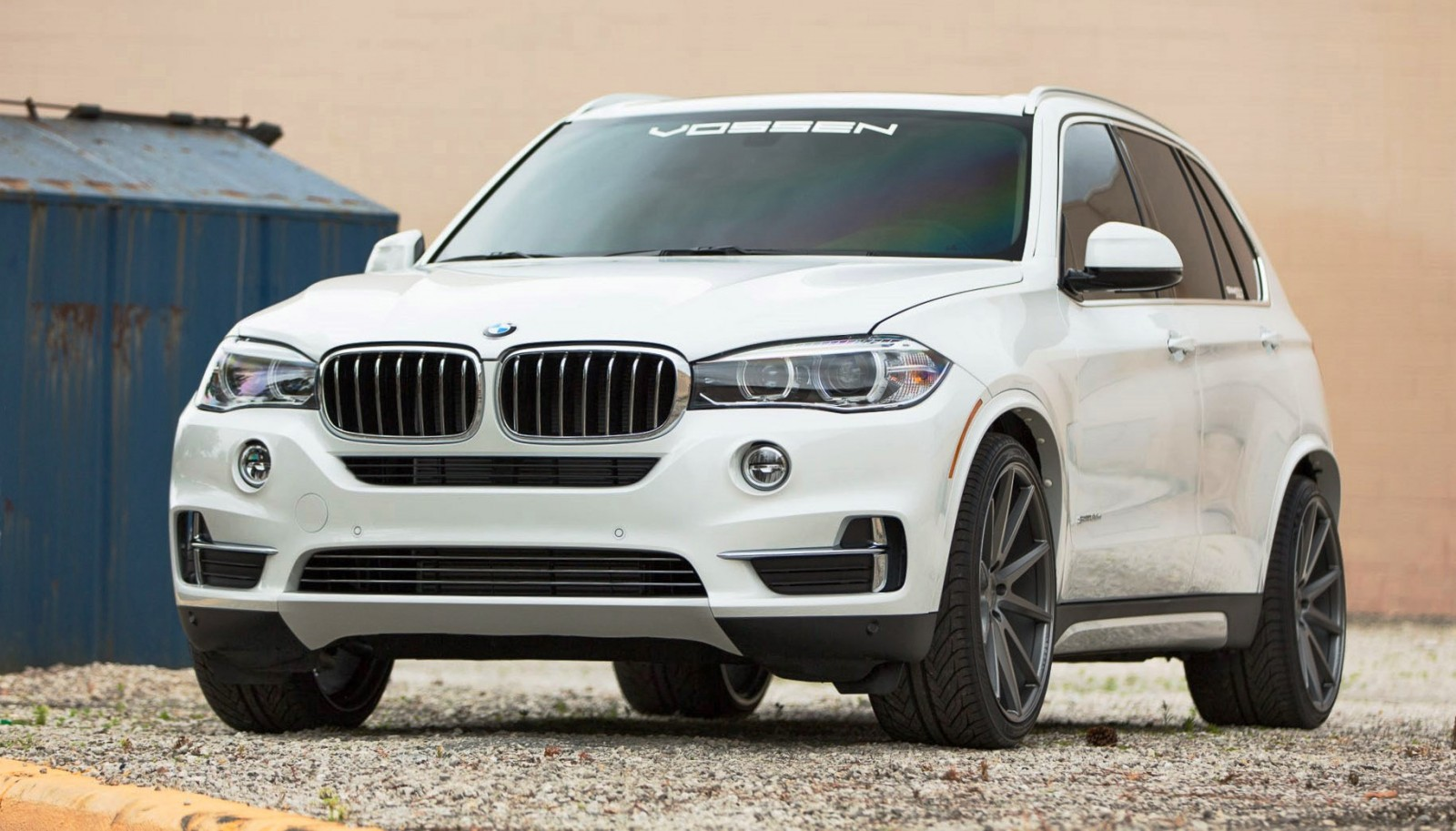 VOSSEN VFS1 Wheels on 2015 BMW X5 sDrive35i M Sport 31