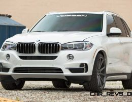 VOSSEN VFS1 Wheels on 2015 BMW X5 sDrive35i M Sport