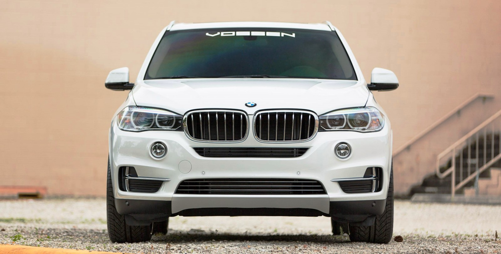 VOSSEN VFS1 Wheels on 2015 BMW X5 sDrive35i M Sport 32
