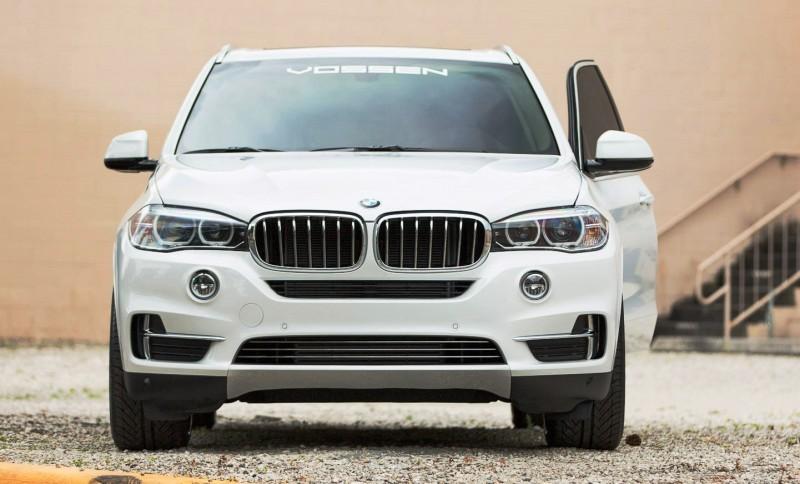 VOSSEN VFS1 Wheels on 2015 BMW X5 sDrive35i M Sport 4