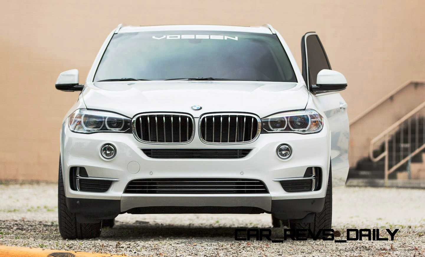 VOSSEN VFS1 Wheels on 2015 BMW X5 sDrive35i M Sport 4