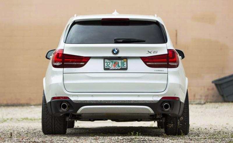 VOSSEN VFS1 Wheels on 2015 BMW X5 sDrive35i M Sport 5