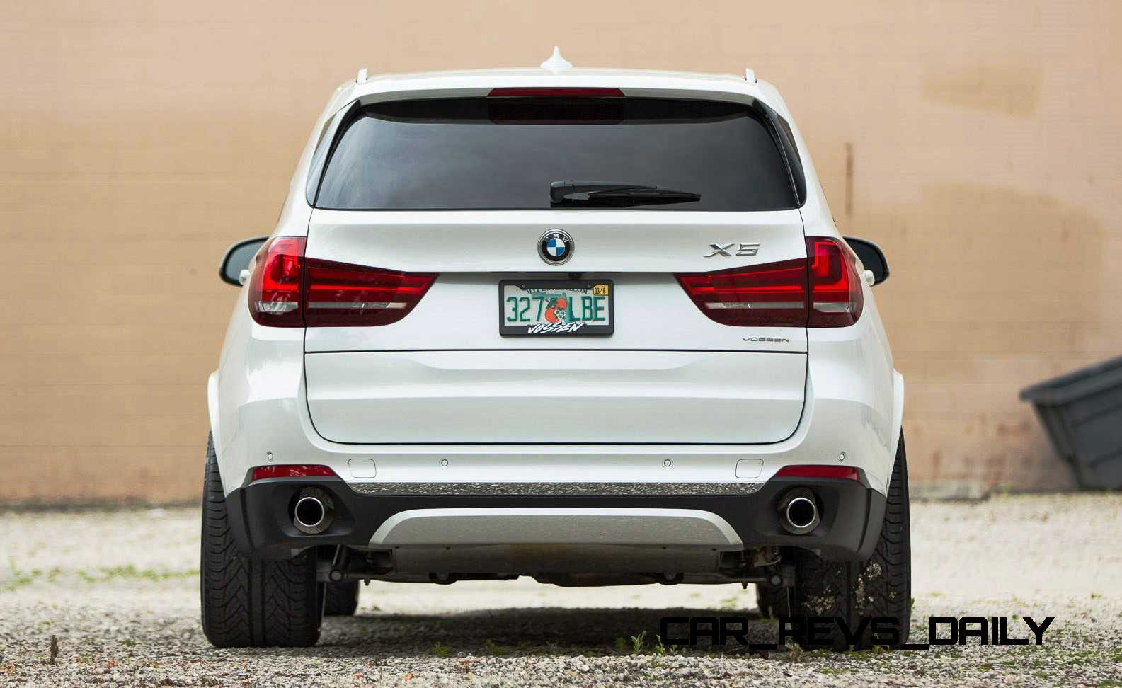 VOSSEN VFS1 Wheels on 2015 BMW X5 sDrive35i M Sport 5