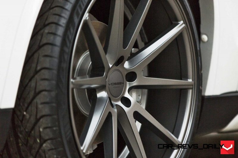 VOSSEN VFS1 Wheels on 2015 BMW X5 sDrive35i M Sport 6