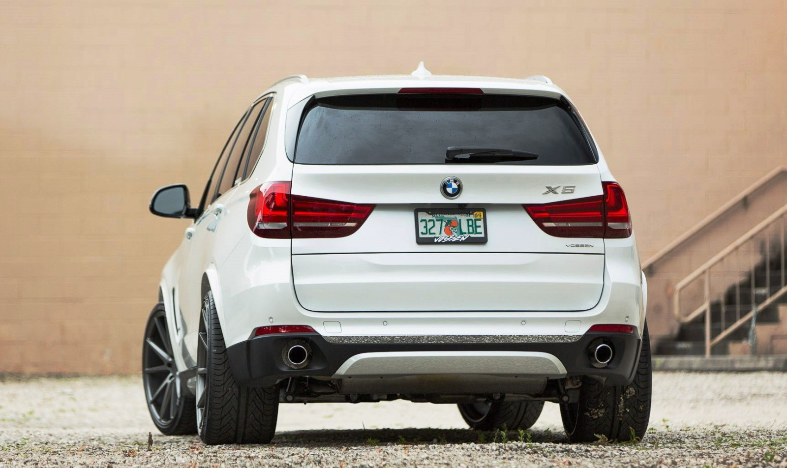 VOSSEN VFS1 Wheels on 2015 BMW X5 sDrive35i M Sport 9