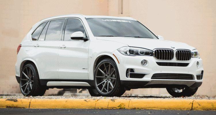 VOSSEN VFS1 Wheels on 2015 BMW X5 sDrive35i M Sport