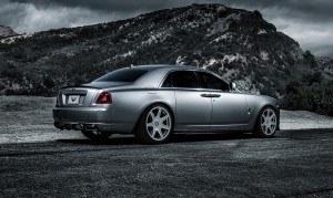 Vorsteiner Rolls Royce Ghost 1