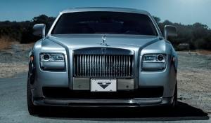 Vorsteiner Rolls Royce Ghost 10