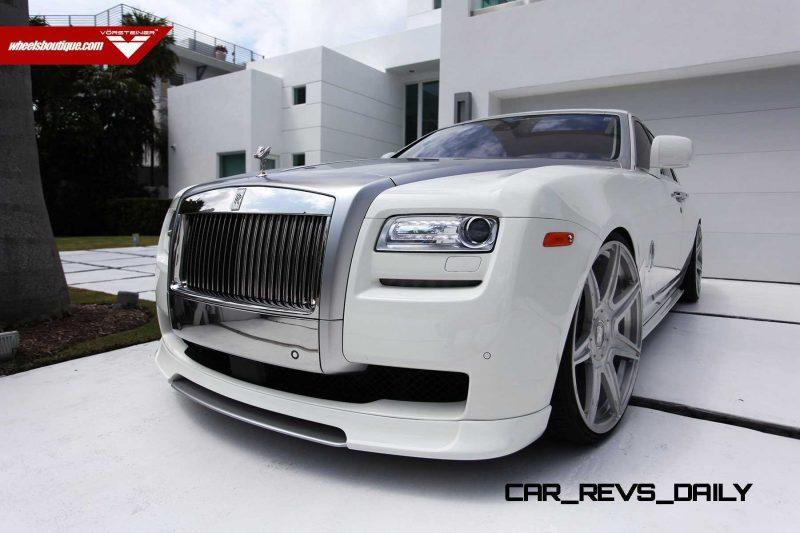 Vorsteiner Rolls Royce Ghost 17
