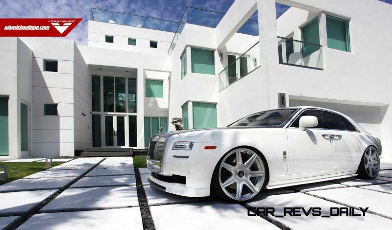 Vorsteiner Rolls Royce Ghost 18