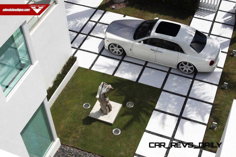 Vorsteiner Rolls Royce Ghost 19