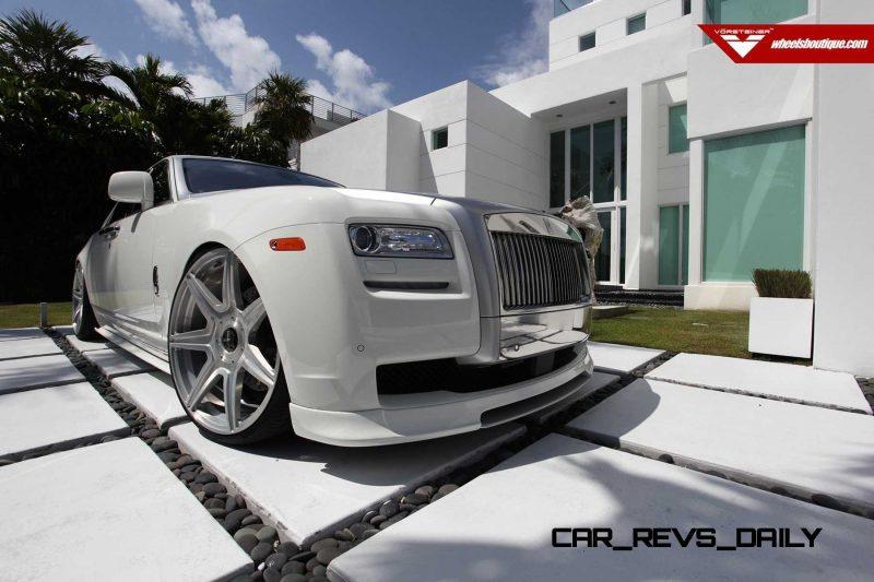 Vorsteiner Rolls Royce Ghost 20