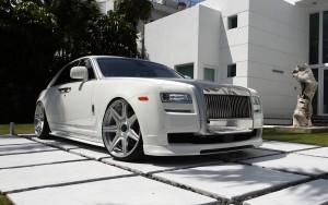 Vorsteiner Rolls Royce Ghost 21