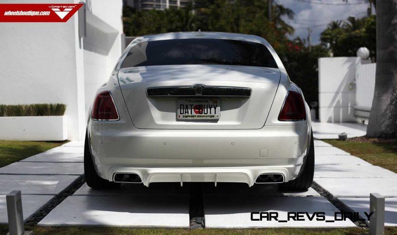 Vorsteiner Rolls Royce Ghost 22