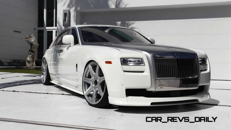 Vorsteiner Rolls Royce Ghost 24