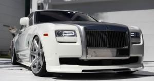Vorsteiner Rolls Royce Ghost 26