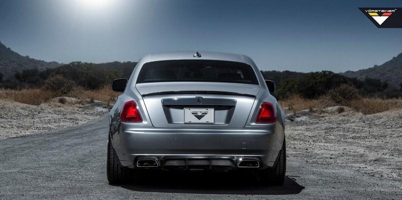 Vorsteiner Rolls Royce Ghost 3