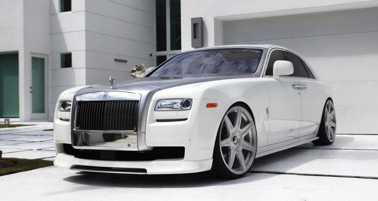 Vorsteiner Rolls Royce Ghost 30