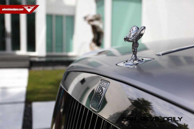 Vorsteiner Rolls Royce Ghost 31