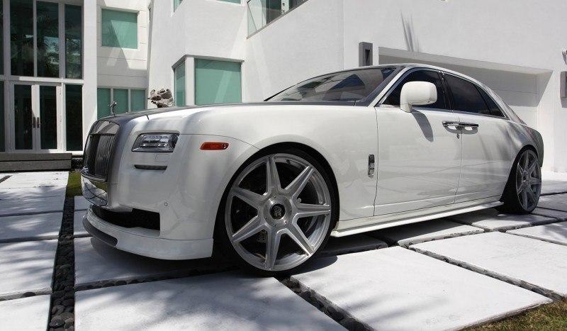 Vorsteiner Rolls Royce Ghost 32