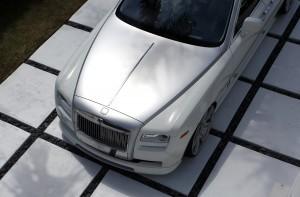 Vorsteiner Rolls Royce Ghost 33