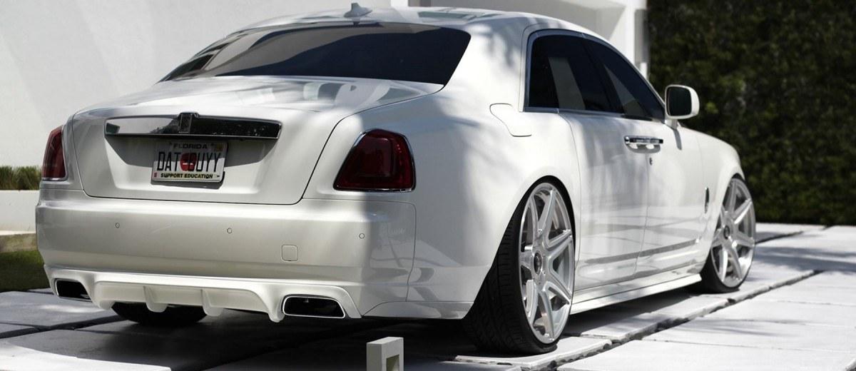 Vorsteiner Rolls Royce Ghost 34