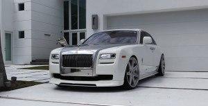 Vorsteiner Rolls Royce Ghost 36