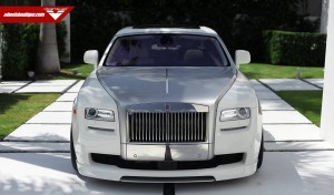 Vorsteiner Rolls Royce Ghost 37