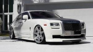 Vorsteiner Rolls Royce Ghost 38