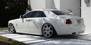 Vorsteiner Rolls Royce Ghost 40