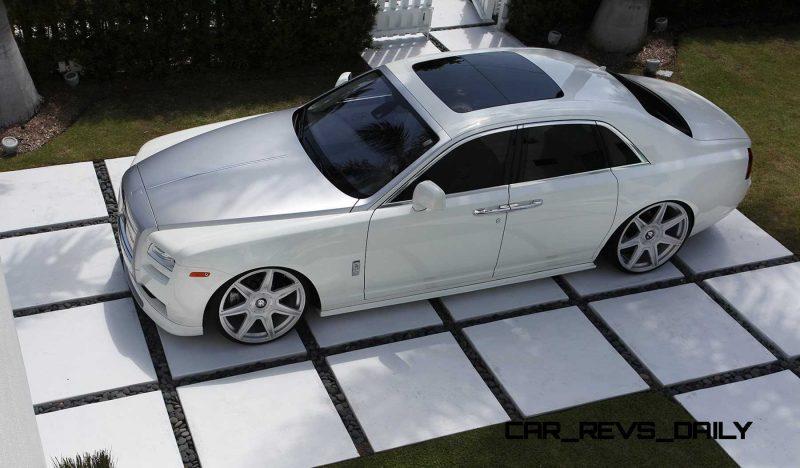 Vorsteiner Rolls Royce Ghost 41