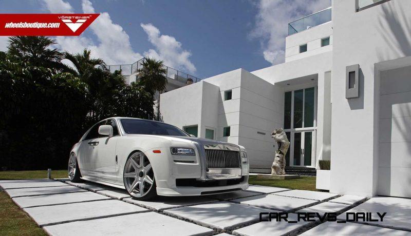 Vorsteiner Rolls Royce Ghost 42