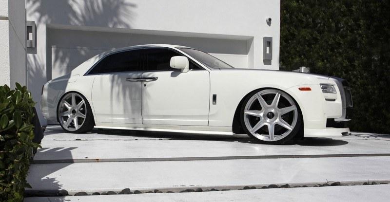 Vorsteiner Rolls Royce Ghost 44