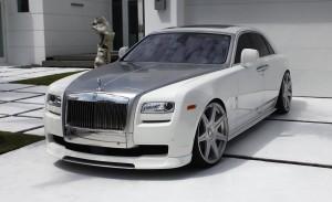Vorsteiner Rolls Royce Ghost 46