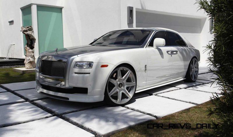 Vorsteiner Rolls Royce Ghost 47