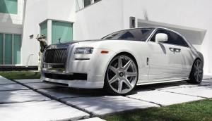 Vorsteiner Rolls Royce Ghost 48