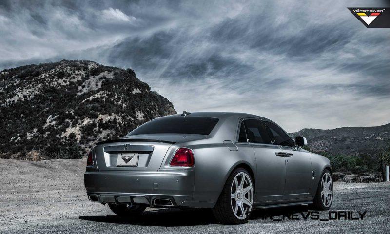 Vorsteiner Rolls Royce Ghost 5