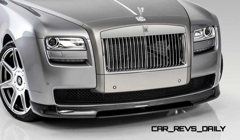 Vorsteiner Rolls Royce Ghost 52