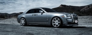 Vorsteiner Rolls Royce Ghost 6